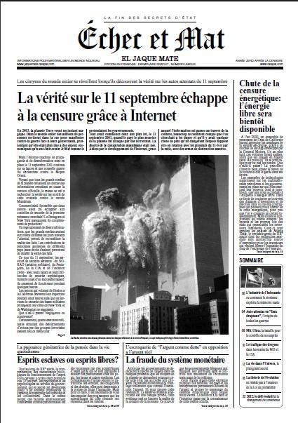 em1 11 septembre dans gouvernements
